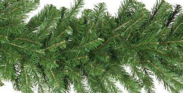 Mixed Pine Garland - Unlit