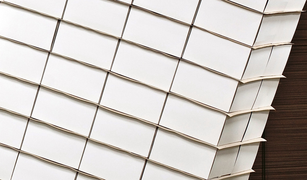 Intercalaire de palette en papier anti-glissant, stabilise les produits palettisés en colonnes