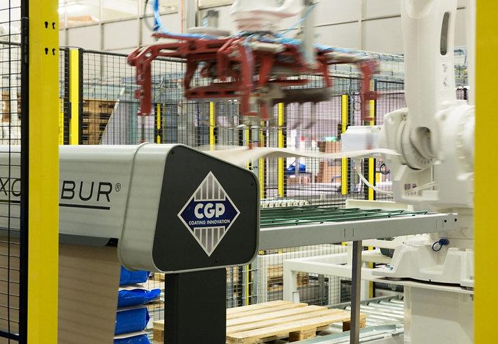 CGP Coating Innovation Excalibur
