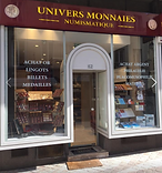 Achat d'or à Saint-Germain-en-Laye, Univers-Monnaies