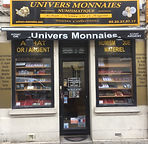 Achat d'or à Gisors, Univers-Monnaies