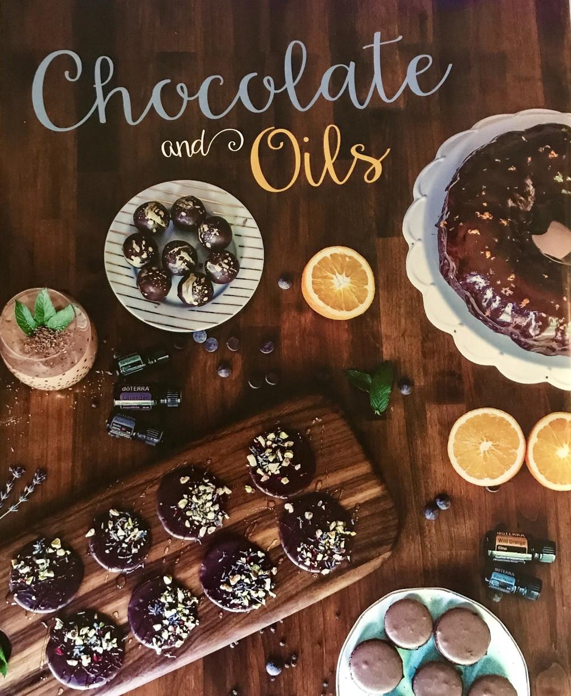 Chocolate Recipes using essential oils