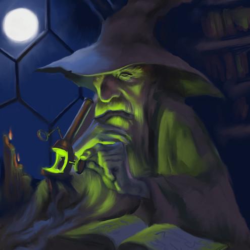 Sorcerer of Sour
