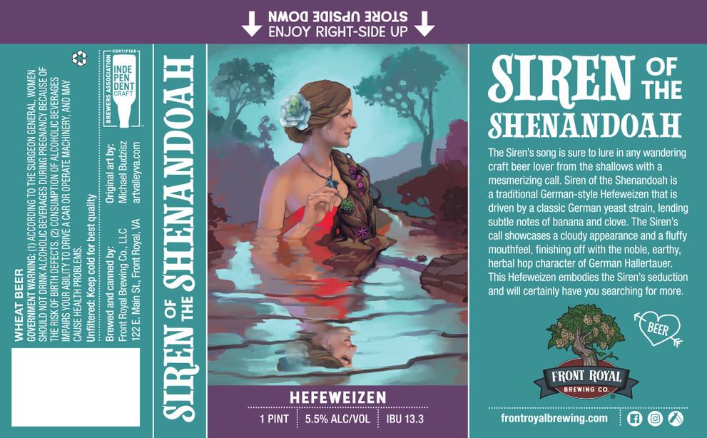 Siren of the Shenandoah