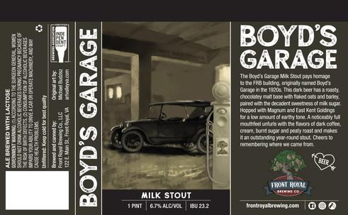 Boyd's Garage