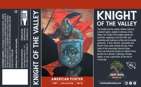 Knight of the Valley
