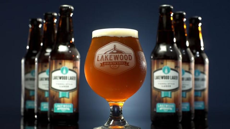 """Lakewood Brewing """"Lager"""""""