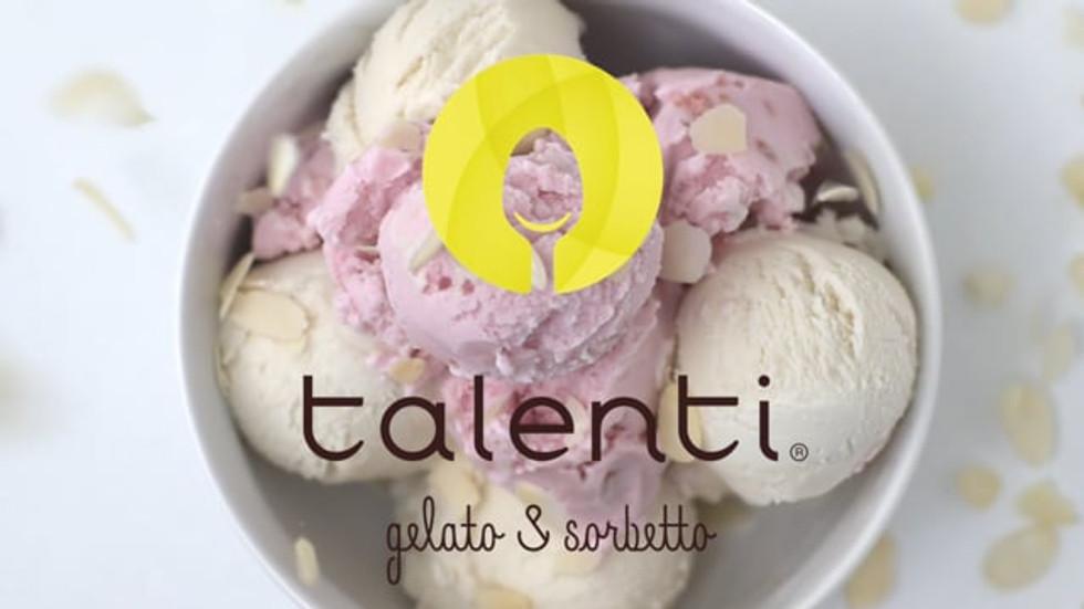 "Talenti ""Strawberry Vanilla"""
