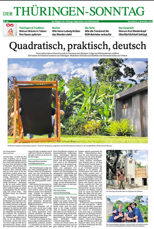 Article Der Thuringen Sonntag Kaliwa Lodge