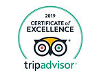 Certificate of Excellence 2019 Tripadvid