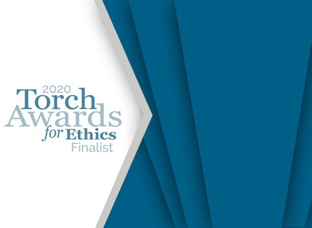 2020 Torch Award Finalist!