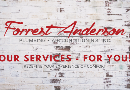 What Can Forrest Anderson Do For You? Check Out Our List of Services.