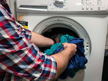 Why Does My Washing Machine Stink?