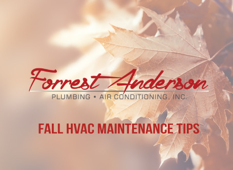 Fall HVAC Maintenance Tips