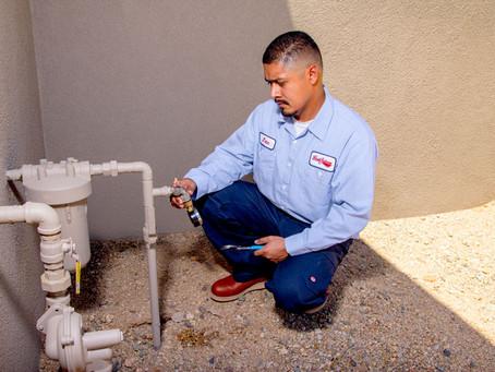 2021 Spring Plumbing Tips