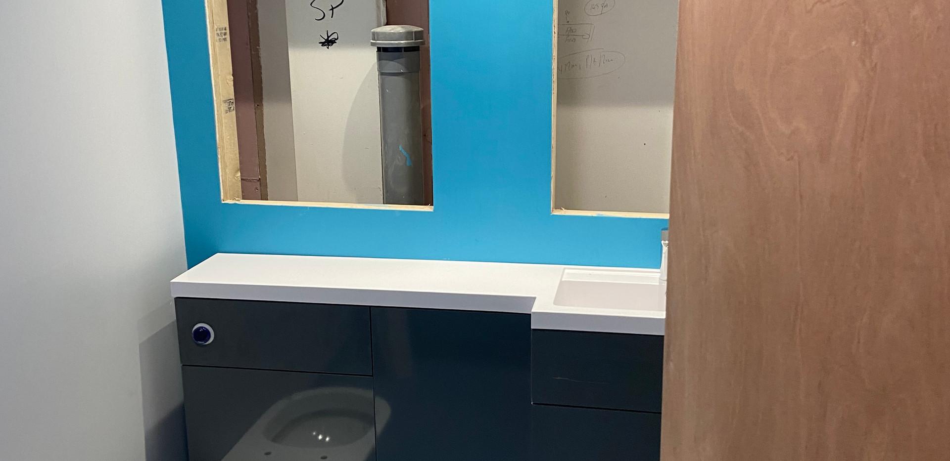 Office Toilet