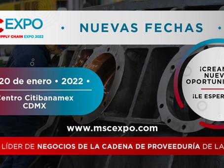 FITMA y MSC Expo se llevarán a cabo en 2022