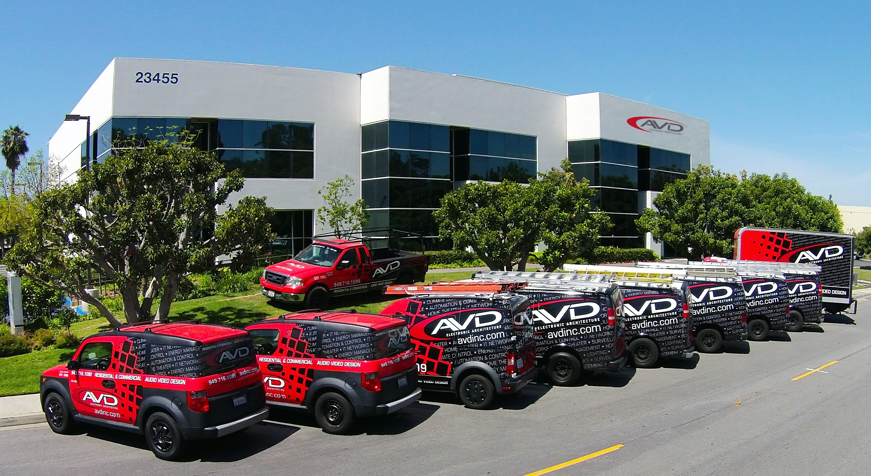 AVD Bldg Fleet