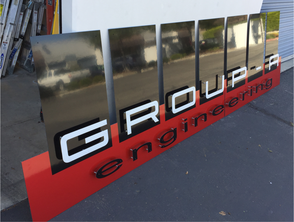 Group-A Engineeing - Sign