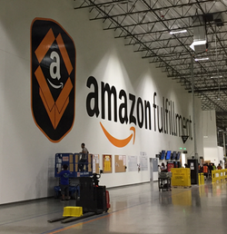 Amazon Fullfillment Graphics
