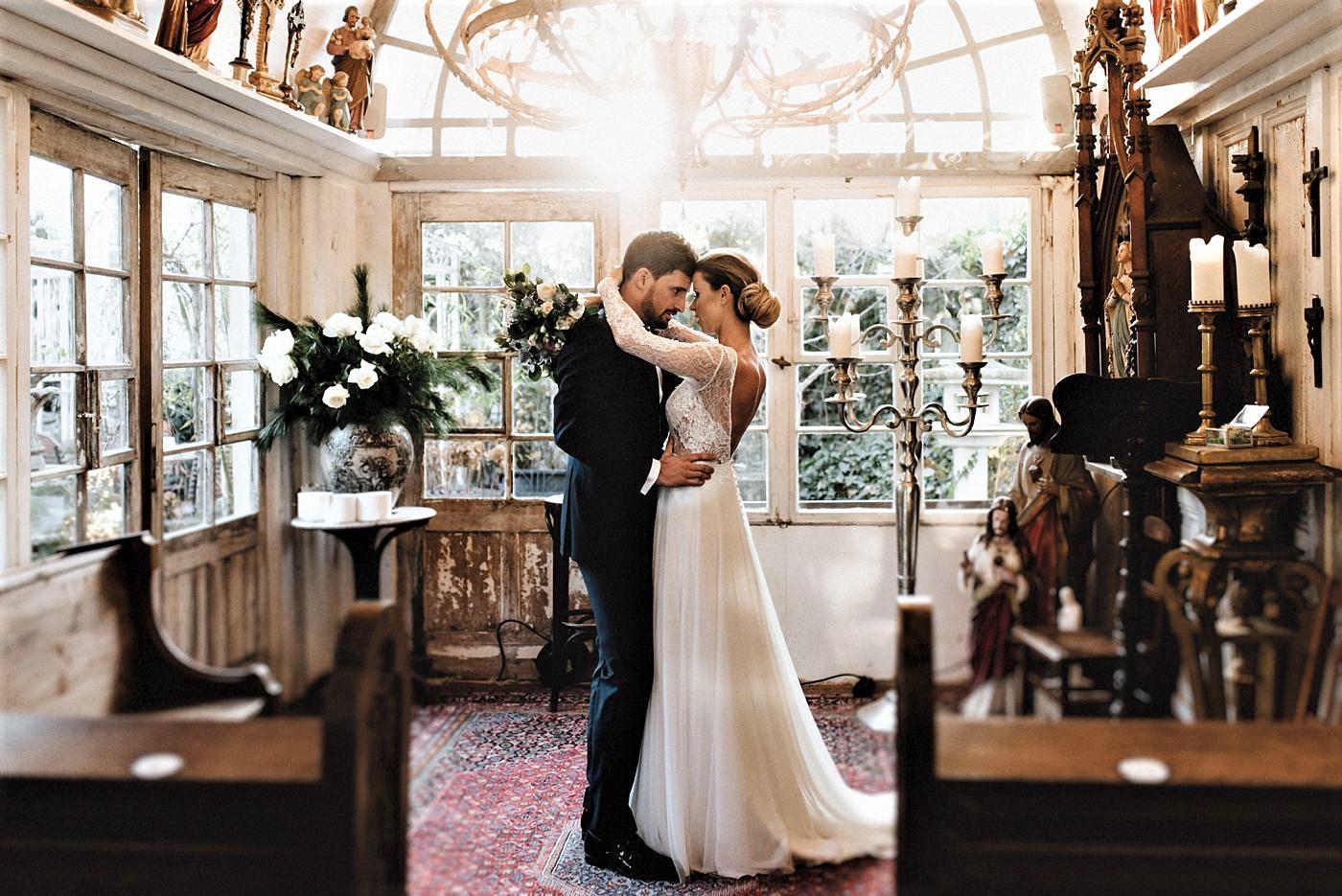 Свадьбы в замках