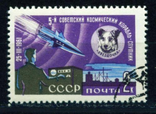 Zvezdochka the Dog - 1961