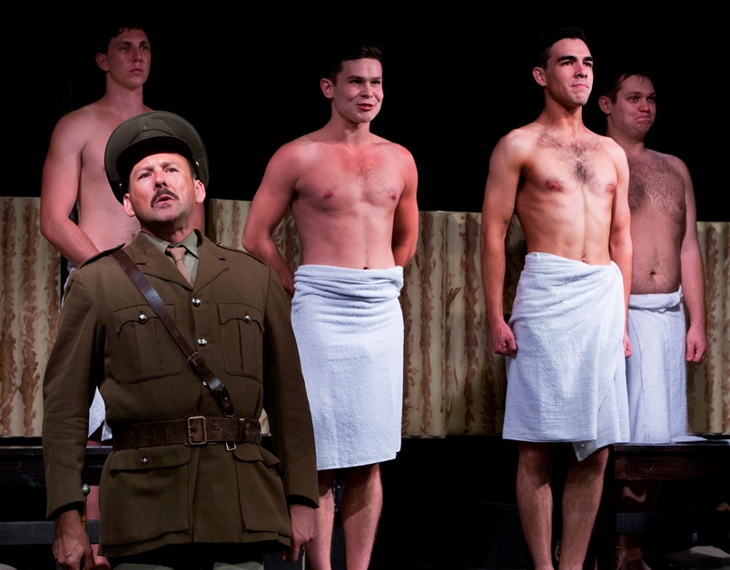 Privates On Parade, New Theatre 2014