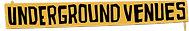 Under The Fringe - Underground Venues