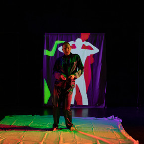 Staying In - Created & performed by Mark Croasdale