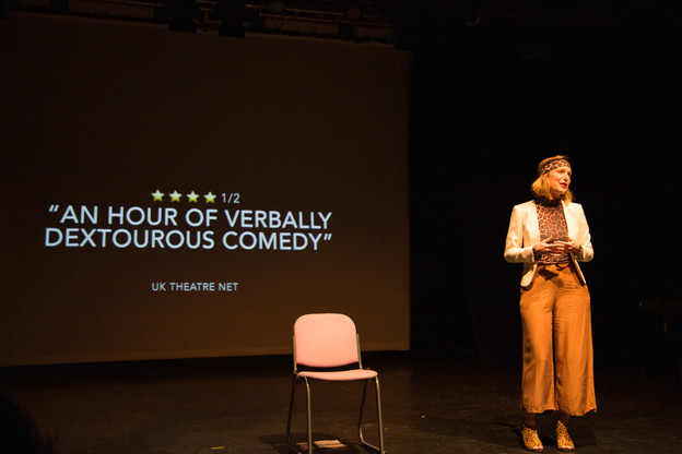 eVULVAlution - Created & performed by Jenny May Morgan