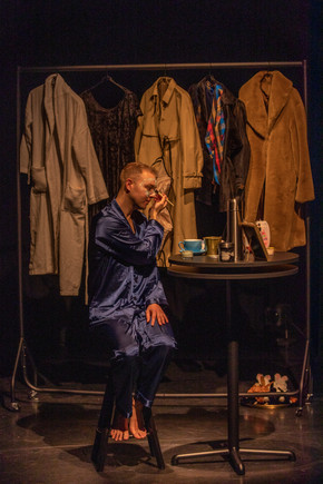 Staying In - Created * performed by Mark Croasdale