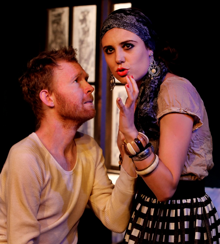 Dying For It, New Theatre 2013