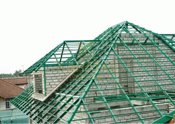 Çelik Çatı Uygulama