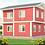 Thumbnail: 150m2 İki Katlı Prefabrik Villa