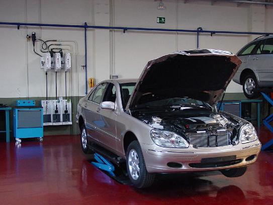 Mercedes 1