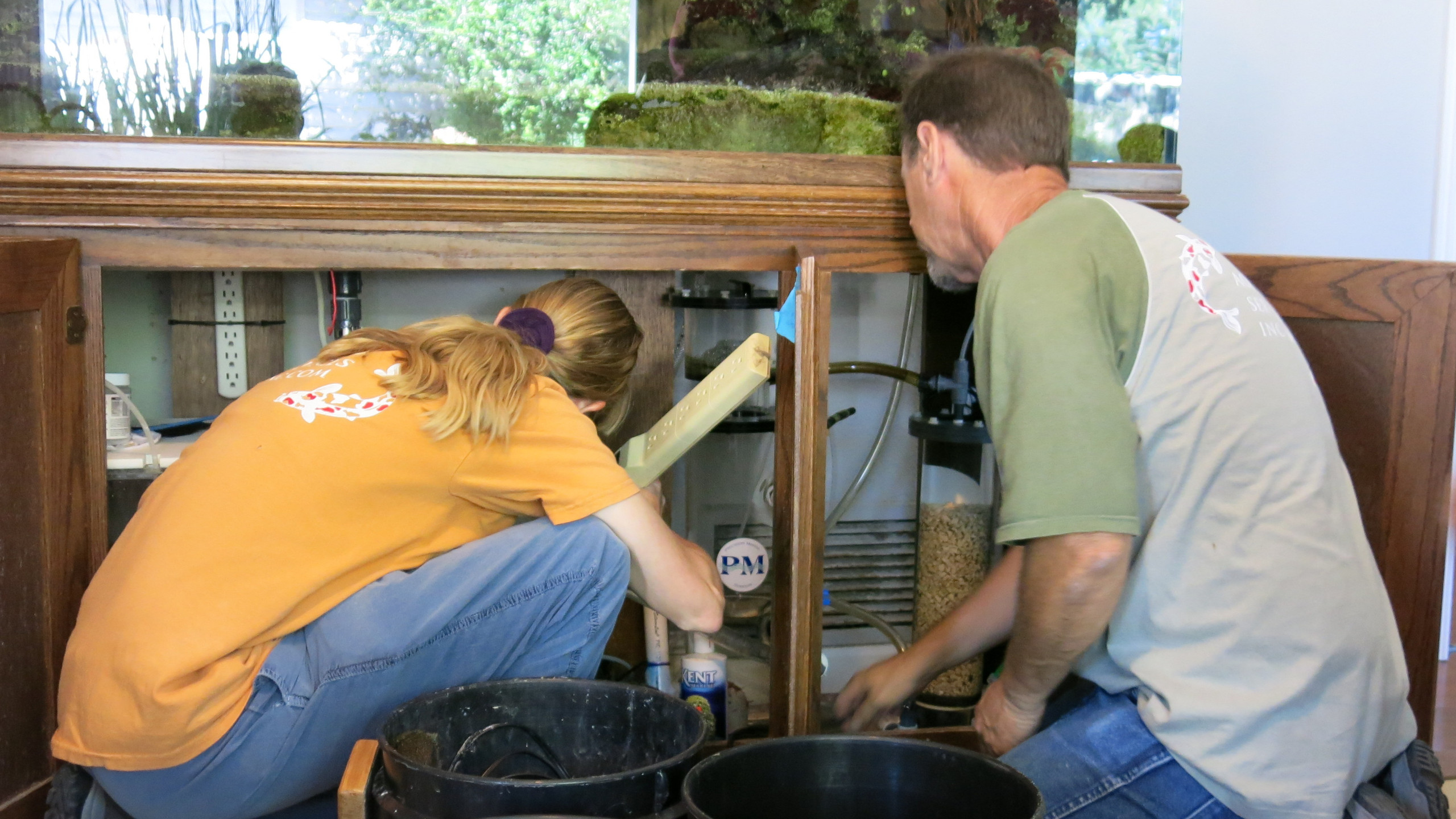 3-Removal of Filtration Plumbing