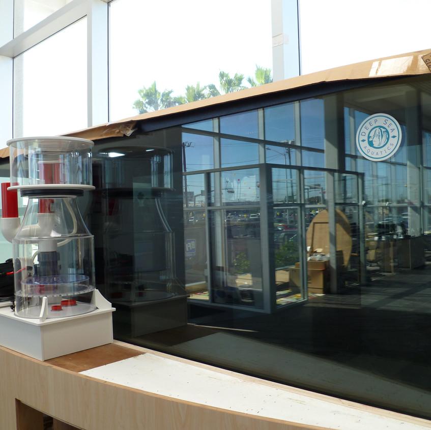 11-Custom SaltWater Aquarium & Bubble King Protein Skimmer