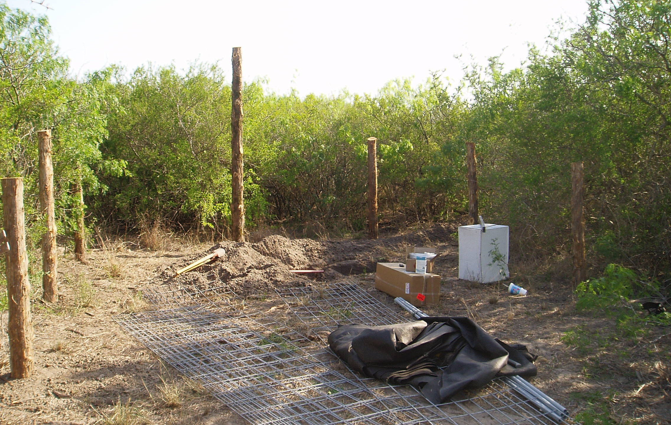 7-Prepping Site