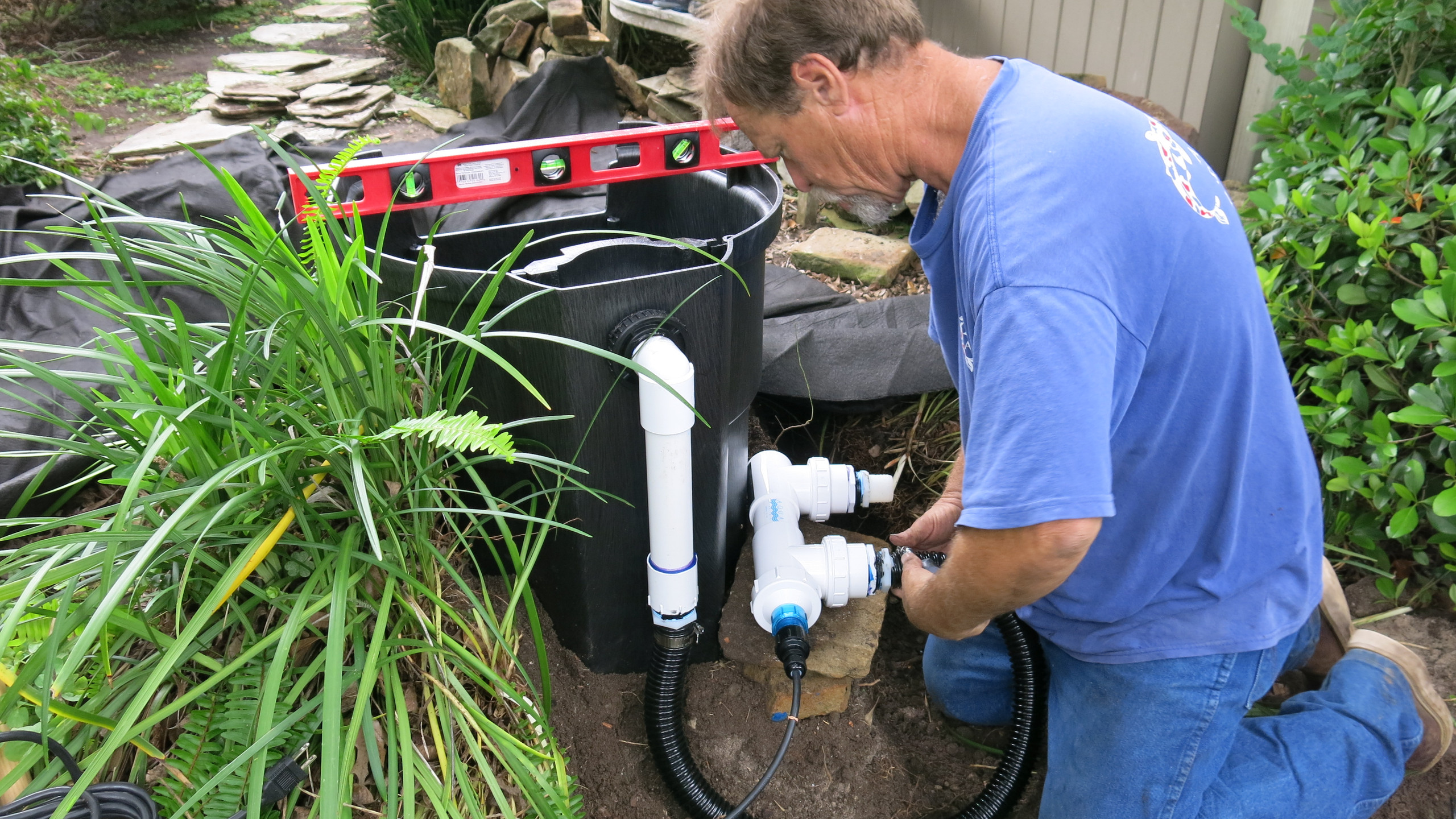 13-Plumb Aqua UV Clarification System