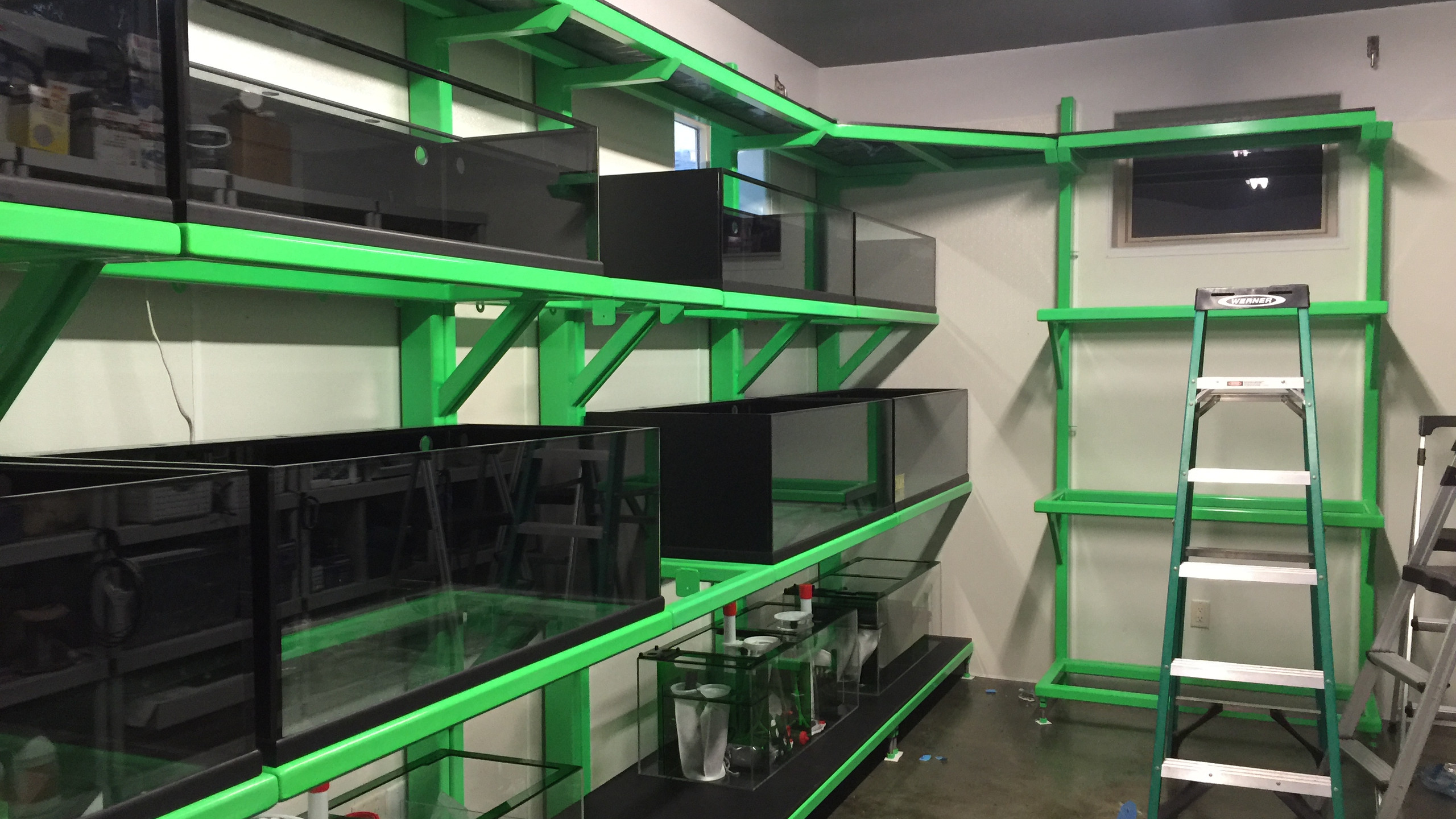 11-New Look of Aquarium Room
