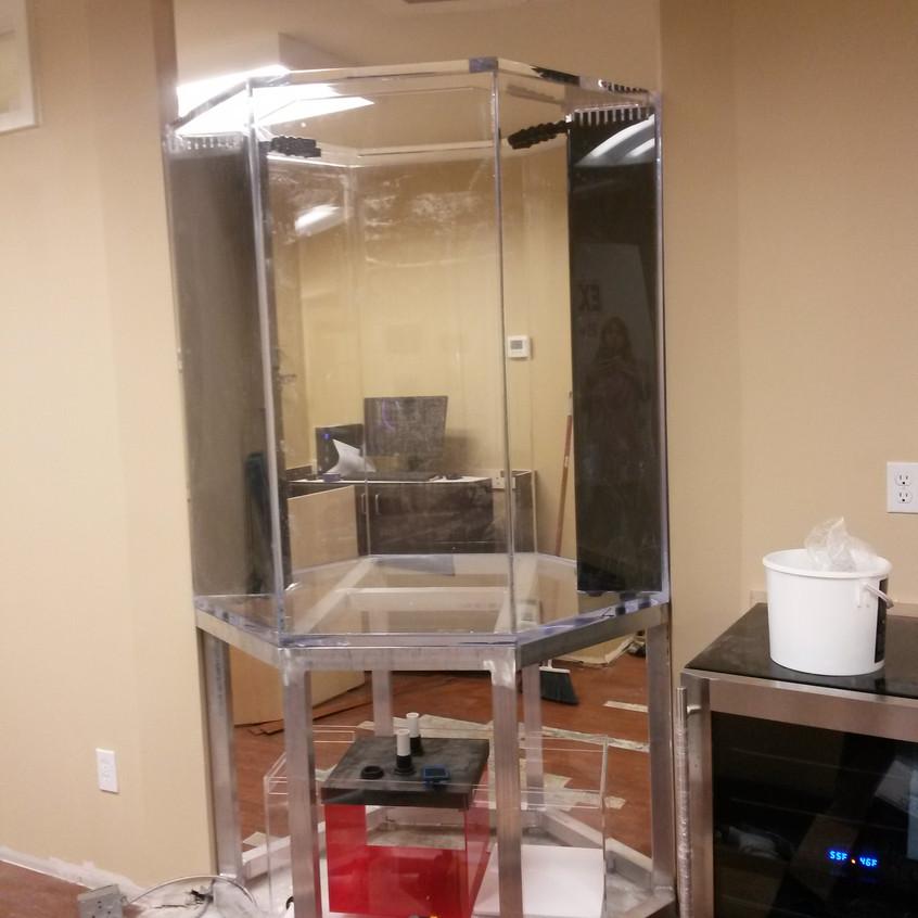 3-FreshWater Aquarium & Filtration Install