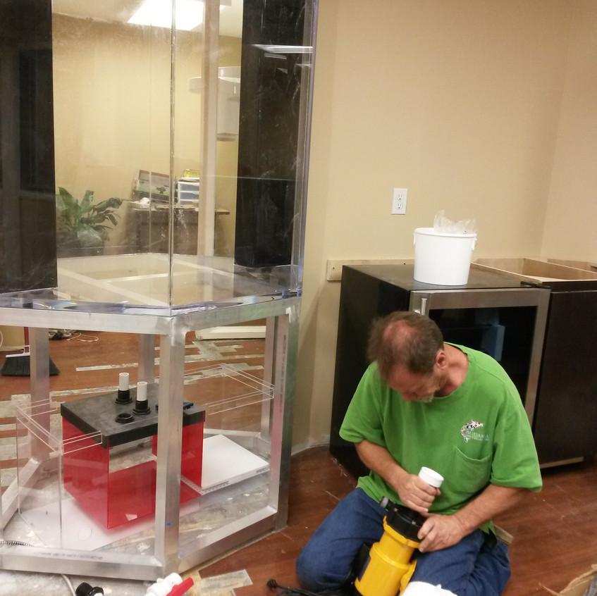 4-Filtration Install Plumbing