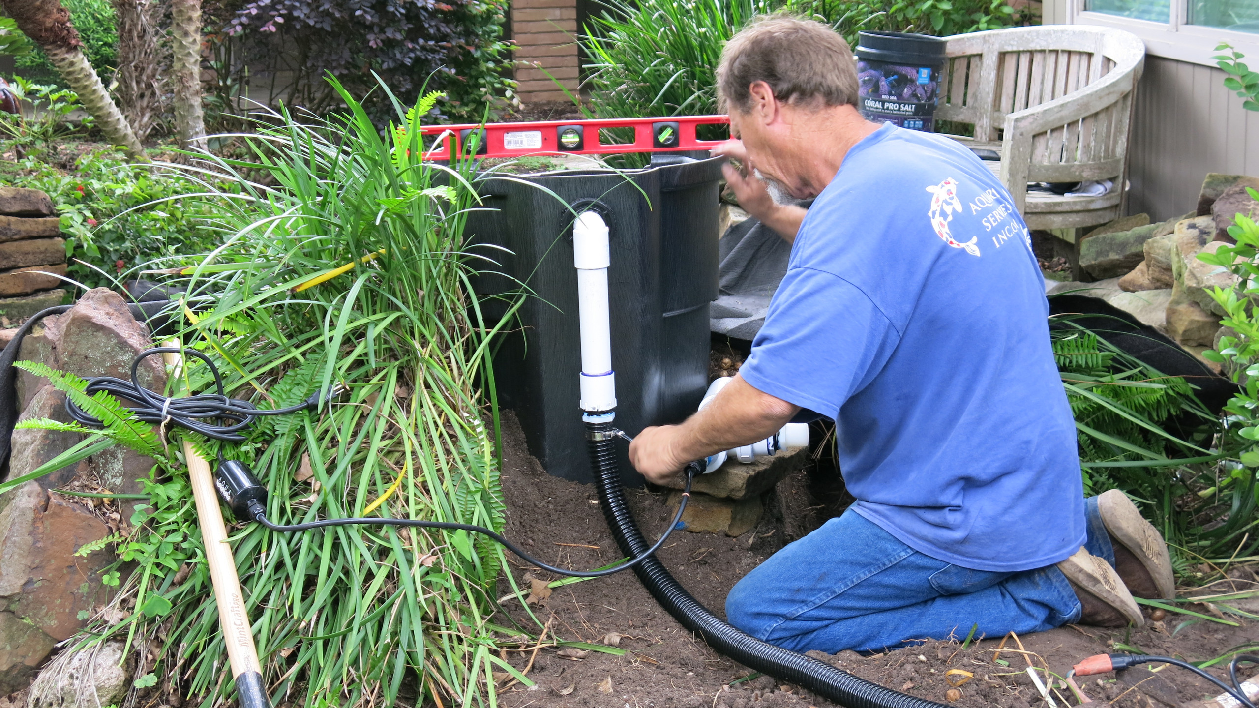 12-Plumb Savio WaterFall Filter