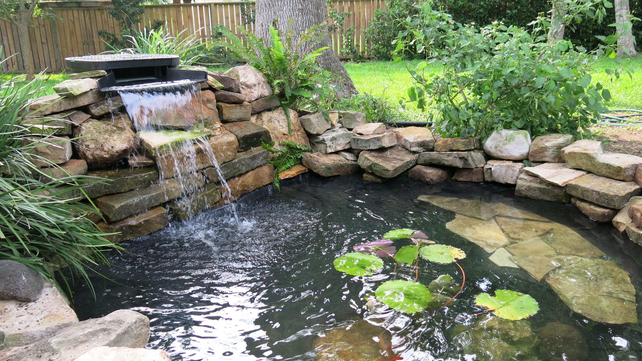 35-Finished Pond
