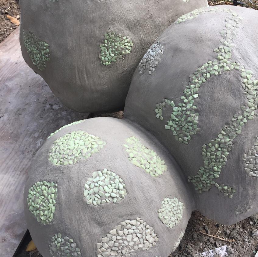 10-Mushrooms with Glow Stones