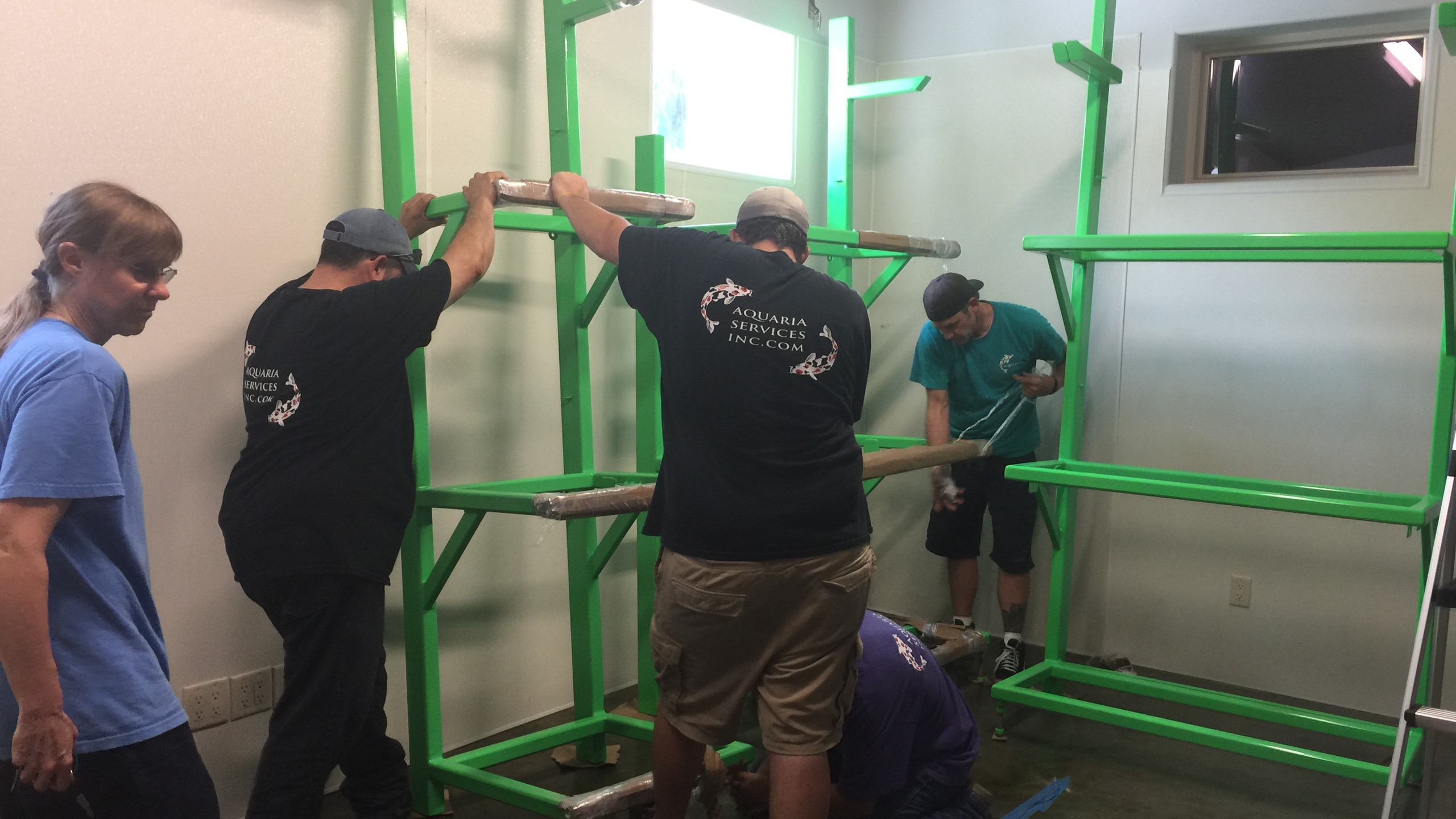 4-Moving the Rack System
