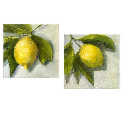 Lemon Duo (Pair)