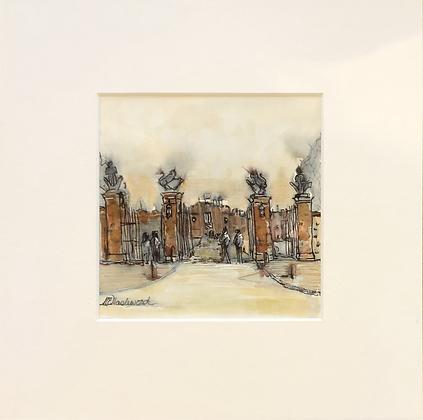 Hampton Court Gates