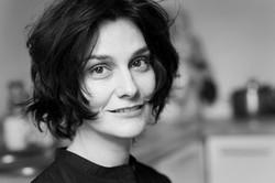Némethország_Katja Petrowskaja (© Heike Steinweg)