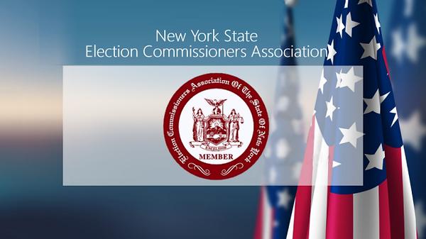 NYS ECA Logo with Flag